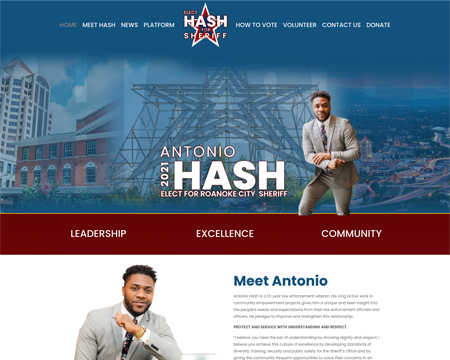 Hash For Sheriff